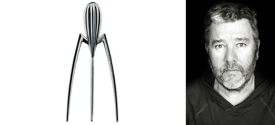 essentiel design juicy salif starck