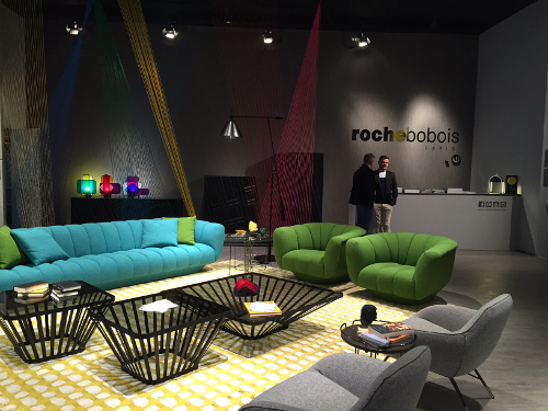 Salon du meuble de milan 2016 les tendances design for Salon du meuble de milan 2017