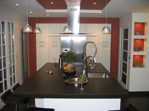 cuisines avec niches 5 solutions d coratives le blog d 39 arthur bonnet. Black Bedroom Furniture Sets. Home Design Ideas