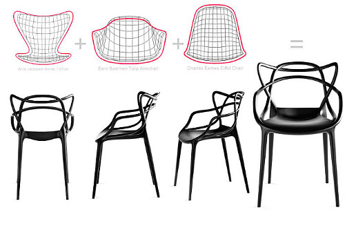 chaise-masters-kartell-icone