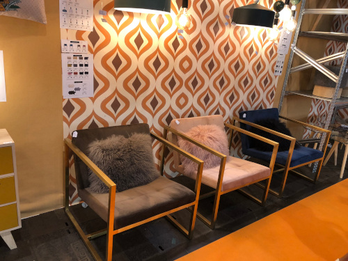maison objet 2018 les tendances d coration automne. Black Bedroom Furniture Sets. Home Design Ideas