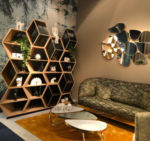 maison objet 2018 les tendances d coration automne hiver 2018 le blog d 39 arthur bonnet. Black Bedroom Furniture Sets. Home Design Ideas