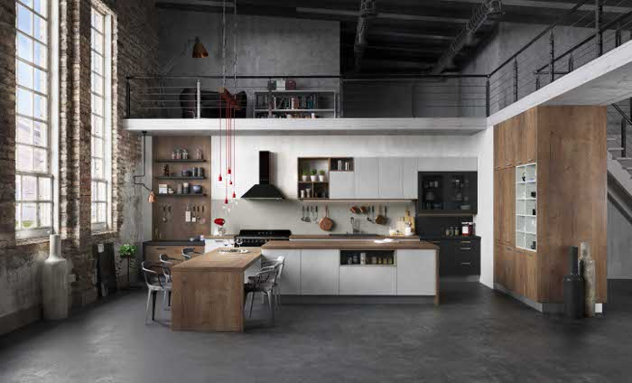 cuisine-moderne-style-industrielle